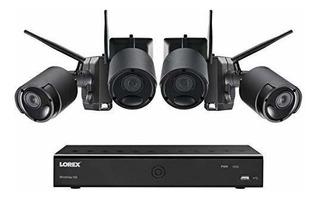 Lorex Sistema De Seguridad De Vigilancia Para El Hogar Imper