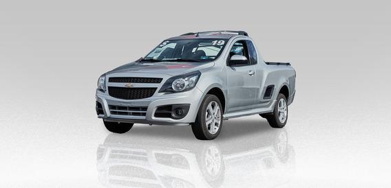 Chevrolet Tornado Lt 1.8l 2019 Plateado 2 Puertas