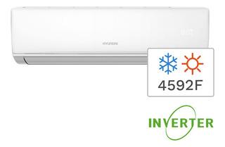 Aire Acondicionado Split Frío/calor Inverter Hyundai 4592f