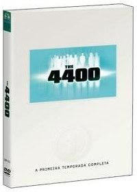 The 4400 1ª Temporada - Box Com 2 Dvds - Jacqueline Mckenzie
