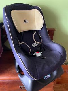 Silla Bebé Para Auto Con Reductor Desde 0 A 18 Kgs (butaca)