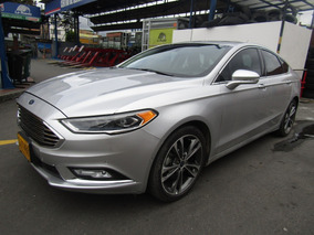Ford Fusion Titanium Plus At 2000cc Aa