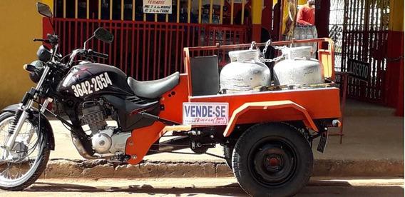 Triciclo Honda E Fusco 125cc P/04 Botijões