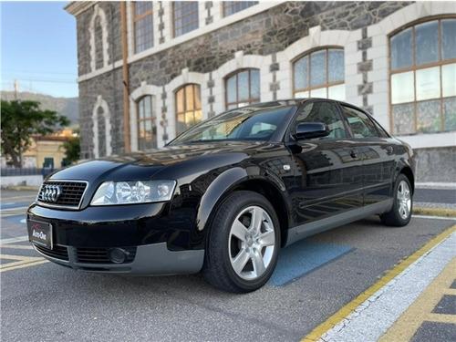 Audi A4 2.4 V6 30v Gasolina 4p Multitronic