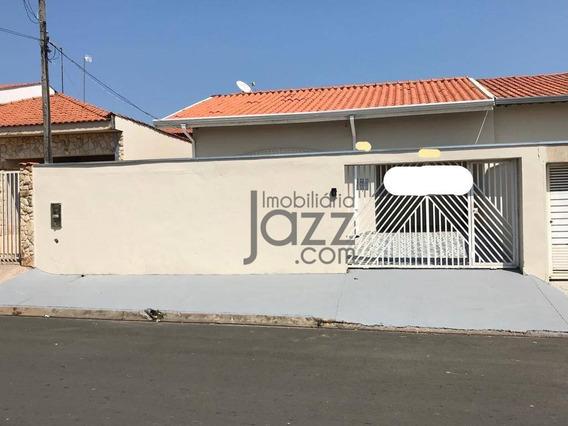 Confortável Casa Térrea No Jardim Santa Esmeralda, Em Hortolândia - Ca5970