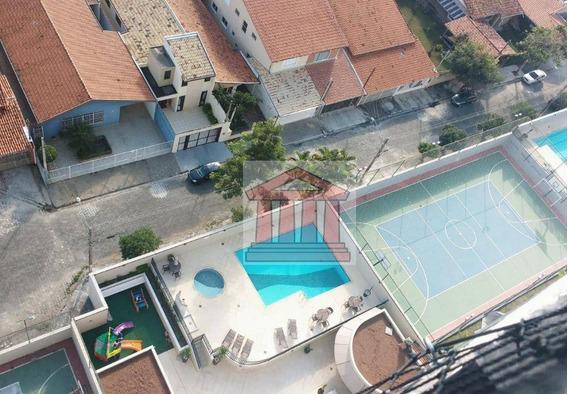Apartamento 3 Dormitorios, Bosque Dos Eucaliptos, São José Dos Campos. - Ap1324