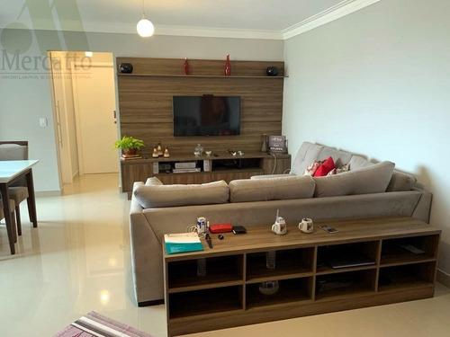Imagem 1 de 15 de Apartamento Em Parque Taboão  -  Taboão Da Serra - 2587