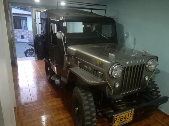 Jeep Willys 53