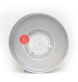 Molde Torta N3 Desmontable 22cm Bizcochuelo Doña Clara Acero
