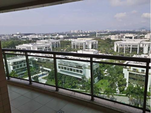 Imagem 1 de 15 de Apartamento-à Venda-barra Da Tijuca-rio De Janeiro - Svap30097