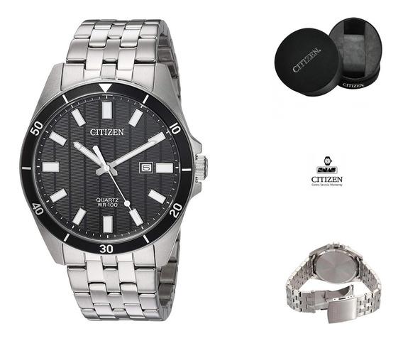 Citizen 61052 Quartz Bi5050-54e *watchsalas* Caballero Acero