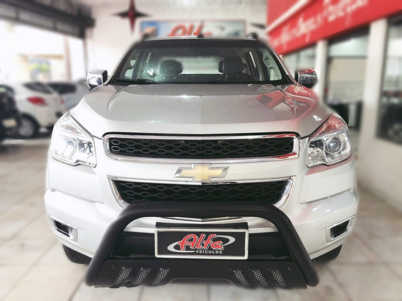 Chevrolet S10 2.5 Ltz Cab. Dupla 4x2 Flex 4p