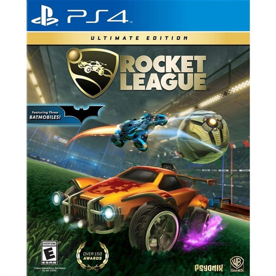Rocket League Ultimate Edition Ps4 Mídia Física Lacrado