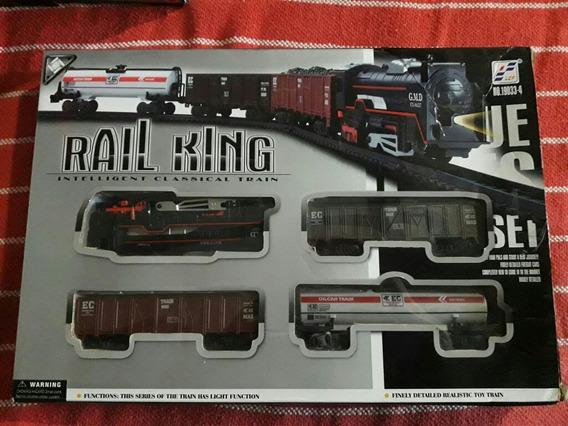 Trem Rail King