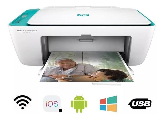 Impressora Multifuncional Hp 2675 Wifi Bivolt