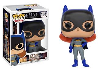 Funko Pop! - Btas - Batgirl (11572) - (154)