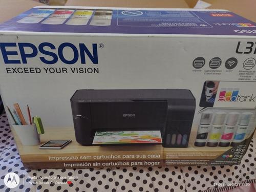 Imagem 1 de 4 de Impressora Epson L3150