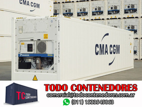 Contenedores Reefer Super Congelado 40 Nacionalizado Formosa
