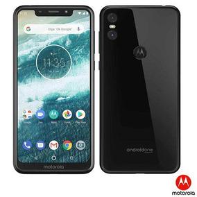 Smartphone Motorola One Preto, 5,9, 4g, 64gb, 13mp Xt1941-3