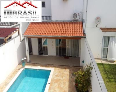 Casa 5 Dormitórios À Venda No Condomínio Guarantãs Indaiatuba - Ca04985 - 33557413