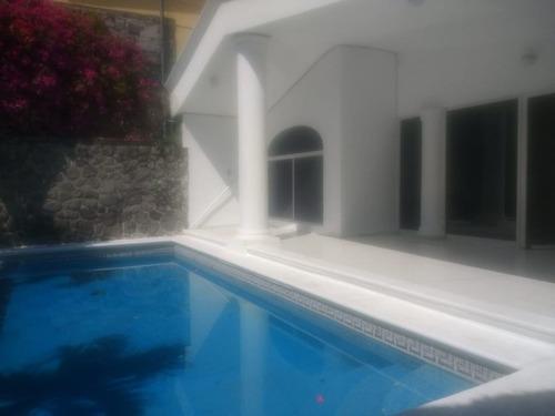 Casa Sola En Reforma / Cuernavaca - Maz-408-cs