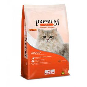 Ração Royal Canin Premium Cat Gatos Adultos Beleza Da Pelage