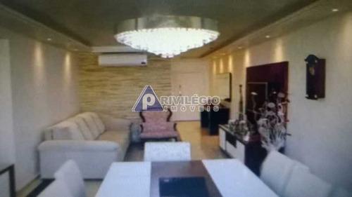 Imagem 1 de 30 de Apartamento À Venda, 3 Quartos, 1 Suíte, Copacabana - Rio De Janeiro/rj - 10861