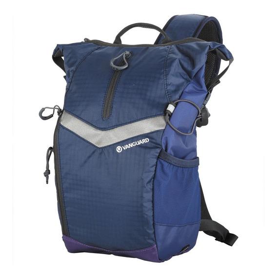Mochila Para Cámara - Vanguard Reno 34 Azul