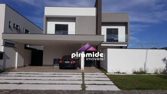 Casa À Venda, 400 M² Por R$ 2.300.000,00 - Urbanova - São José Dos Campos/sp - Ca4623