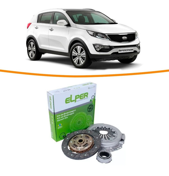 Kit Embreagem Kia Sportage 2.0 Flex 2011 2012 2013 2014 2015