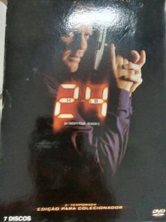 Box Supernatural, 24 Horas, Heroes , Roma, O Poderoso Chefão