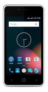 Smartphone Zte C341 Dual Chip Android 4.4 Tela 4 4gb Wi-fi