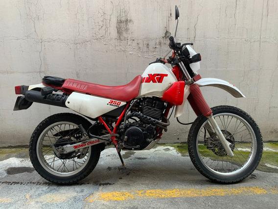Moto Yamaha Xt 350 Doble Proposito