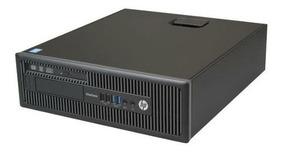Pc Hp Elitedesk 800 G1 Sff I7 4770 16g Ddr3 Ssd240 +garantia