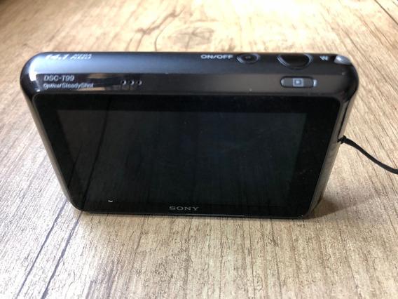 Câmera Sony Cybershot (dsc-t99)