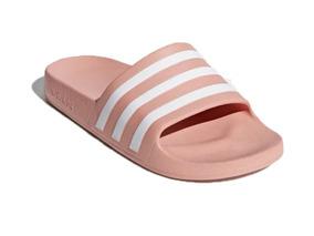 Chinelo Feminino Slide Adilette Aqua adidas Slip-on Original