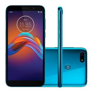 Smartphone Motorola Moto E6 Play Xt2029-3 32gb Azul