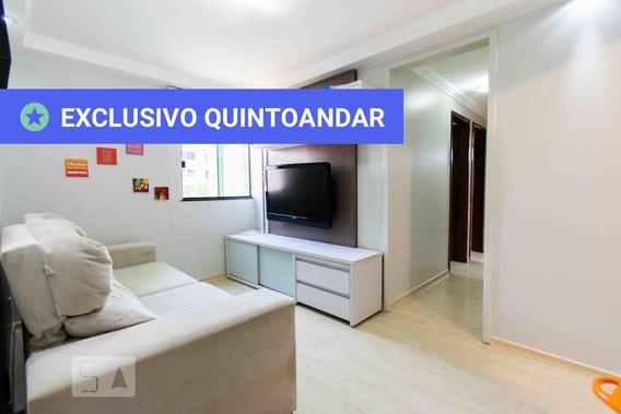 Apartamento No 1º Andar Com 2 Dormitórios E 1 Garagem - Id: 892948506 - 248506
