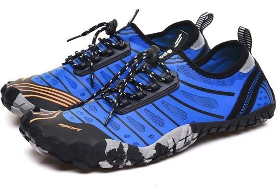 Zapatos Acuaticos Multiusos Calidad Premium