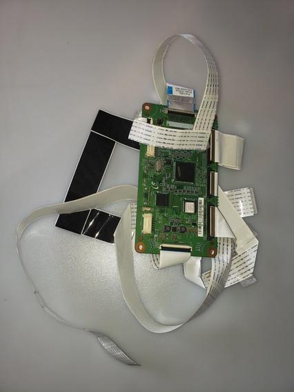 Placa Controladora Pl50c550g1 Samsung Boa E Testada