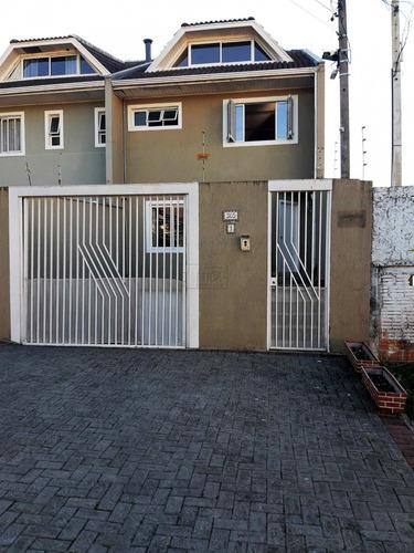 Sobrado Com 4 Dormitórios À Venda Com 242.8m² Por R$ 870.000,00 No Bairro Bacacheri - Curitiba / Pr - S1649