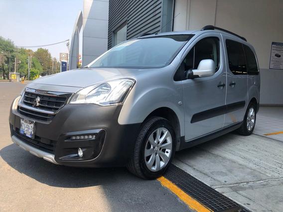 Peugeot Partner Tepee 2017 1.6 Td Tepee 5p Mt