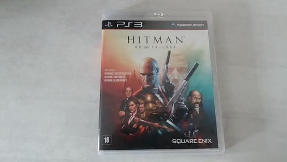 Hitman Hd Trilogy - Ps3 - Original