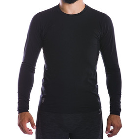 1444ee2808 Camiseta Termica Manga Longa Segunda Pele Lupo Sem Costura ...