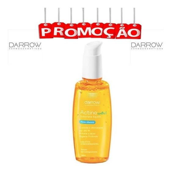 Sabonete Líquido Actine Control Pele Oleosa 140g Envio 24h