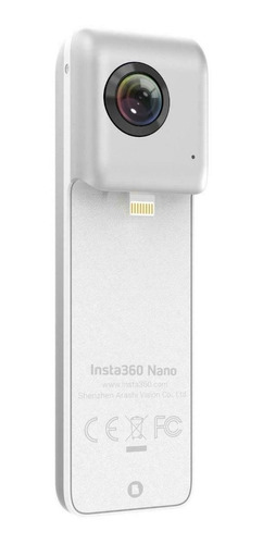 Insta360 Nano Cámara 360 iPhone 6 6s Plus Realidad Virtual
