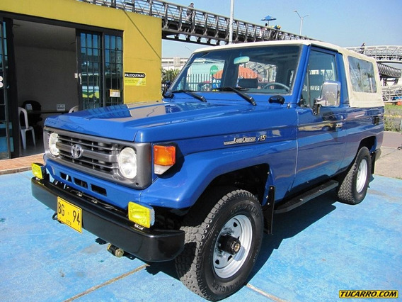 Toyota Land Cruiser Fzj73