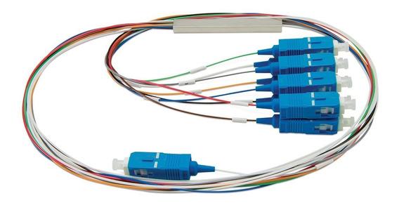 Splitter Óptico Balanceado 1x8 Sc/upc Xfs 181