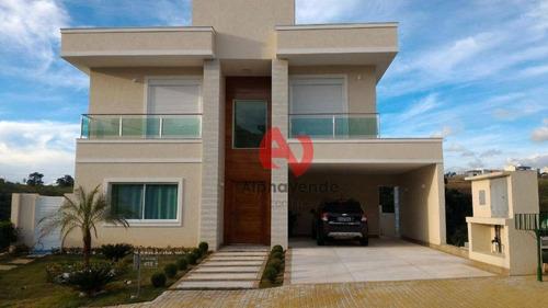 Imagem 1 de 20 de Casa Com 4 Suítes À Venda, 440 M² - Alphaville - Santana De Parnaíba/sp - Ca5747