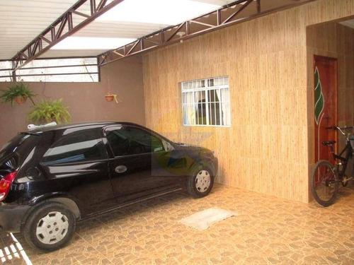 Casa À Venda, 195 M² Por R$ 470.000,00 - Nova Cerejeiras - Atibaia/sp - Ca1314